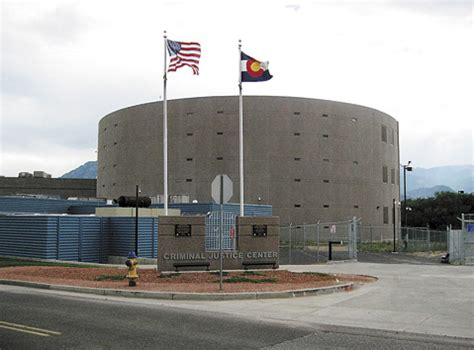 El Paso County Criminal Search Two El Paso County Inmates Die In Last Two Days