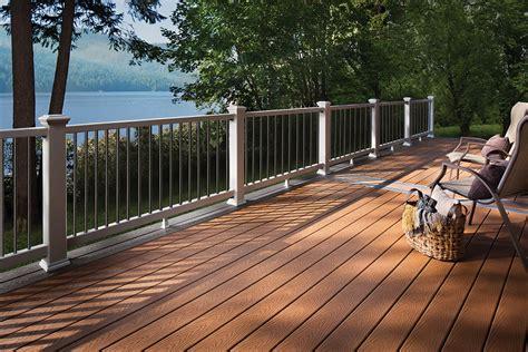 Trex Transcend Decking by The Trex Trex S 10 Best Waterside Decks By Pools
