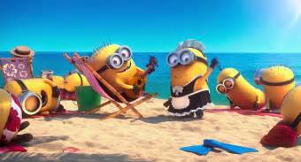 despicable 2 beach minions