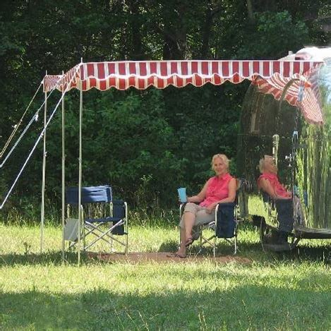 Vintage Awning by Vintagetrailer Awnings