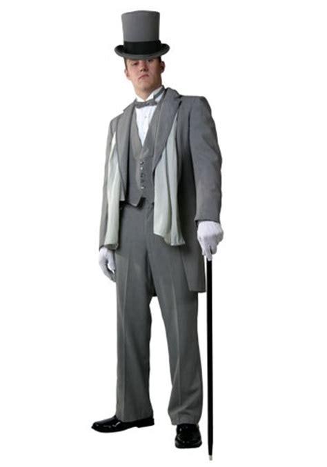 victorian gentleman costume christmas caroling costume