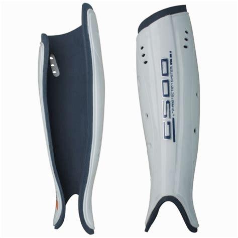 shin pads g500 hockey shin pads decathlon