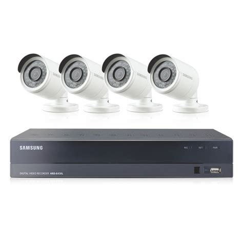 samsung all in one 4 4 channel cctv home