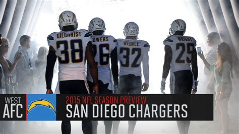 san diego chargers 2015 season san diego chargers 2015 season preview