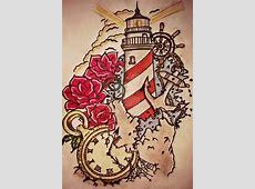 Die 25+ besten Ideen zu Leuchtturm tattoos auf Pinterest ... Lighthouse Büsum