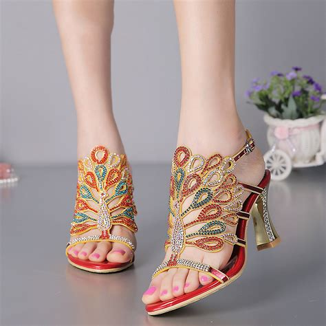Wedding Shoes Size 11 by 2016 Comfortable Summer S Rhinestone Wedding Shoes