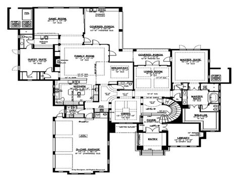 italian house plans italian villa floor plans spanish villa floor plans