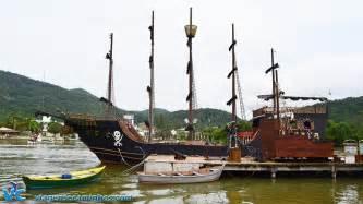 barco pirata camburiu barco pirata balne 225 rio cambori 250 viagens e caminhos