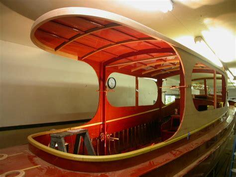 Wooden Cabin Cruiser Boat Plans by Wooden Boat Plans Lobster Details Boat Builder Plan