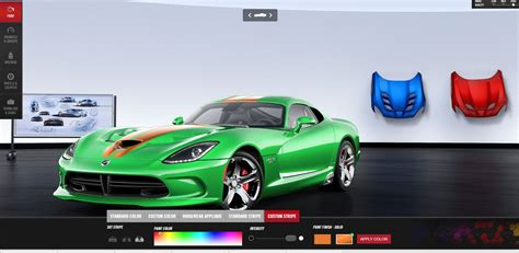 design my dream truck online use the online viper gtc customizer to build your 1 of 1