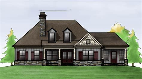Bungalow House Plans With Basement And Garage Cottage House Plans With Basement Cottage House Plans With Garage Single Story Cottage House