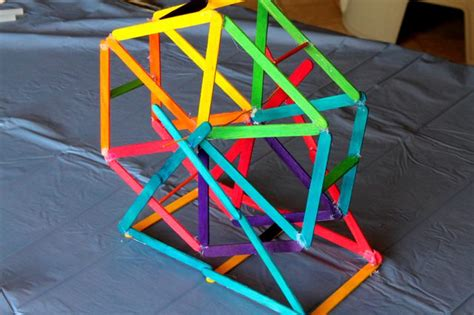 How To Make A Paper Ferris Wheel - how to make a ferris wheel out of popsicle sticks ehow