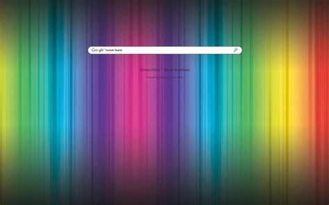 themes for google search rainbow google theme