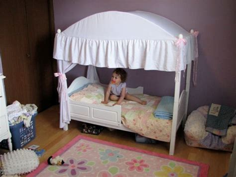 the explorer bedroom furniture the explorer toddler bed with canopy mygreenatl bunk beds
