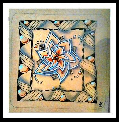 tinker tangles playing with paper zendala challenge 17 best images about zentangle patterns ideas on pinterest