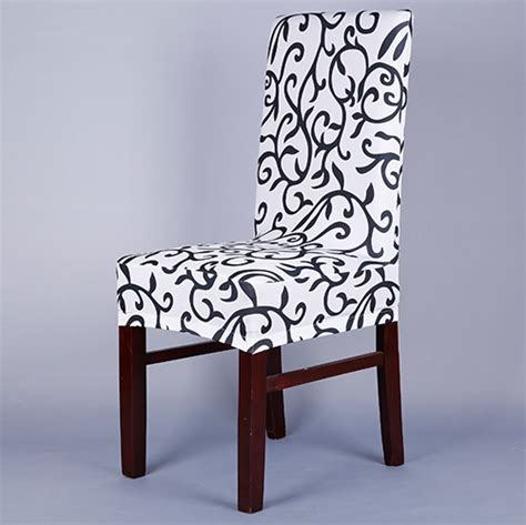 White And Black Chair Covers Luxury Chair Covers Elegant Black And White Dining Chair Covers
