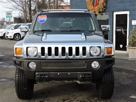 2009 hummer h3 used 2009 hummer h3 h3t luxury at auto house usa saugus
