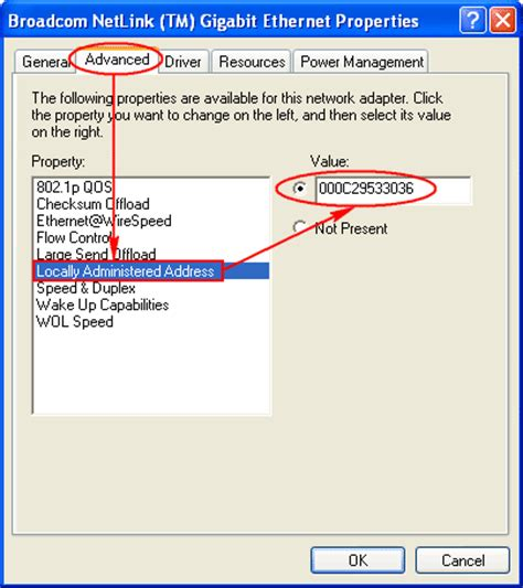 Switching From A Pc To A Mac Part 2 by Changing Mac Address In Windows Xp Vista And Linux