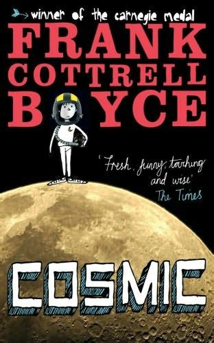 frank cottrell boyce s cosmic to be made into a