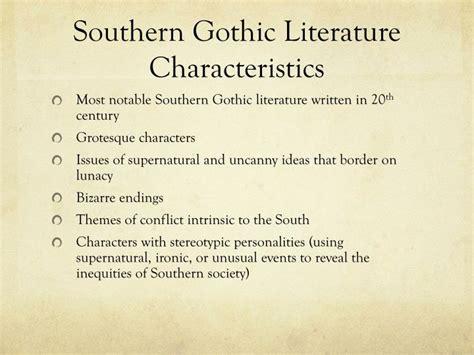 literature characteristics southern definition khafre
