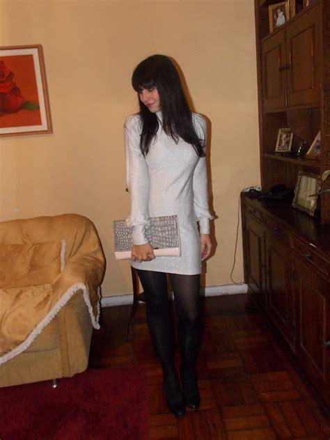 Vizzano Gabriela Vizzano gabriela teixeira jey glitter dress renner clutch