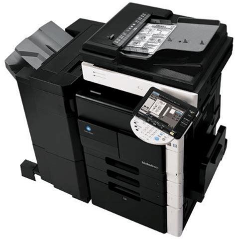 Mesin Fotocopy Konica Minolta Bizhub 501 konica minolta bizhub 501 601 751