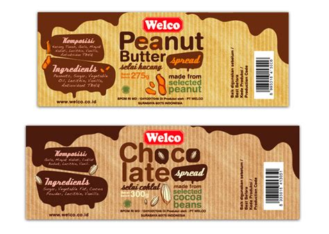 design label packaging re design welco packaging label