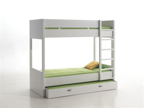lit superpose tiroir lits superposes blanc maison design wiblia