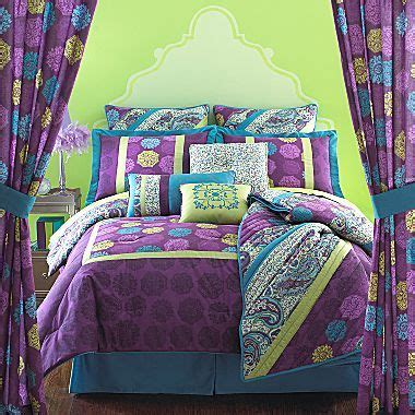 jcpenney teen bedding chelsea comforter accessories jcpenney bedrooms