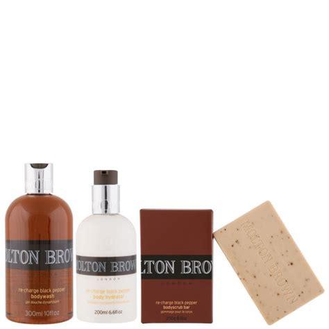 Molton Brown Pepper Shower Gel by Molton Brown Black Pepper Trio Shower Gel Hydrator