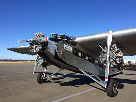 Ford Trimotor by Liberty Aviation Museum S 1928 Ford Tri Motor 5at Quot City Of