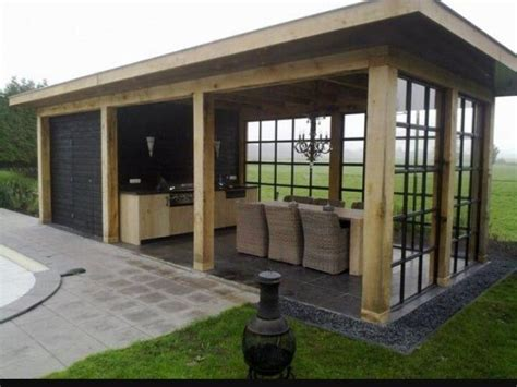 glaswand veranda veranda glaswand keuken pool house