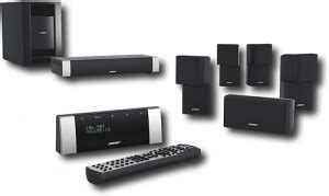 bose lifestyle  home theater system review