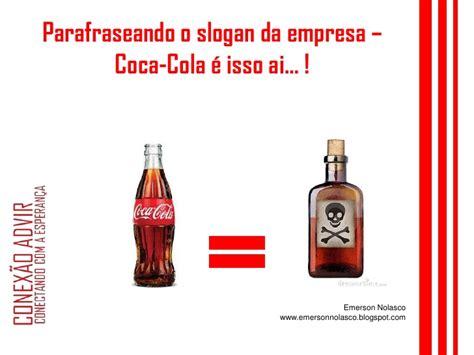 si鑒e coca cola adventistas e a coca cola