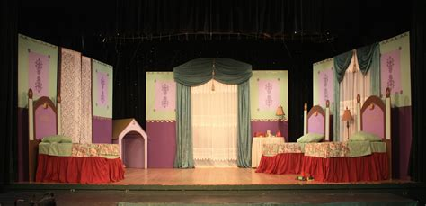 Room Decorator Program peter pan set design by jeanne benedict