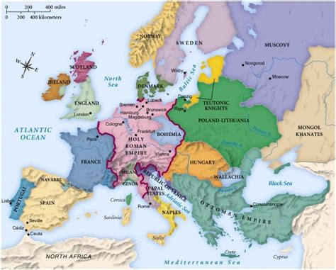 middle east map circa 1900 map of europe circa 1492 history europe