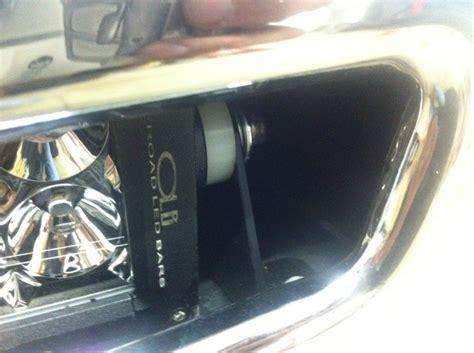 Silverado Led Light Bar Bumper Chevrolet Silverado 20 Led Light Bar Bumper Kit