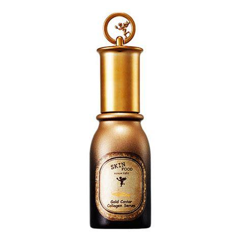 Serum Gold Korea skinfood gold caviar collagen serum skin food essence and