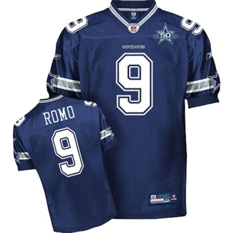 youth blue tony romo 9 jersey attract p 958 cheapest cowboys 9 tony romo black shadow team 50th