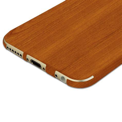 Iknowxskin Skin Garskin Iphone 7 Wood skinomi techskin apple iphone 6 light wood skin protector