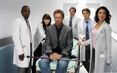 House Md On Tv House M D Free Desktop Wallpapers For Hd Widescreen