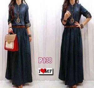 Wearpack Overall Bahan Washed Ukuran All Size gamis remaja bahan s138 model busana muslim bahan denim terbaru