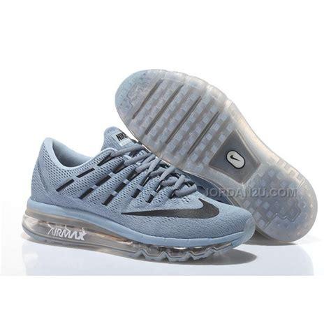 mens air max running shoes mens nike air max 2016 running shoes grey black price