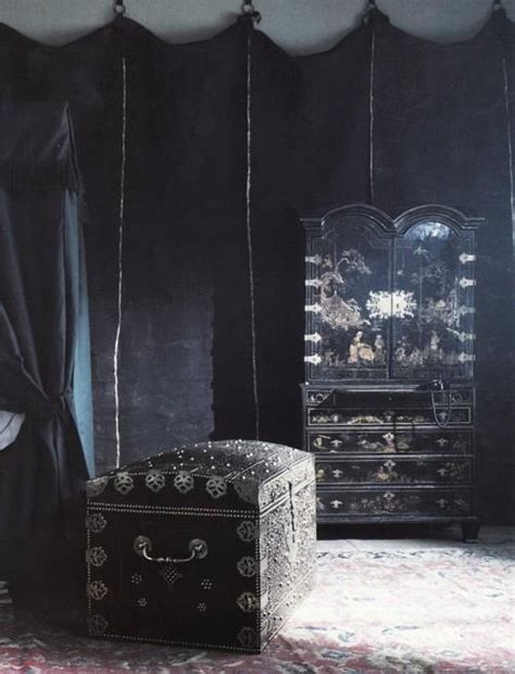 goth bedrooms best 25 gothic interior ideas on pinterest gothic home
