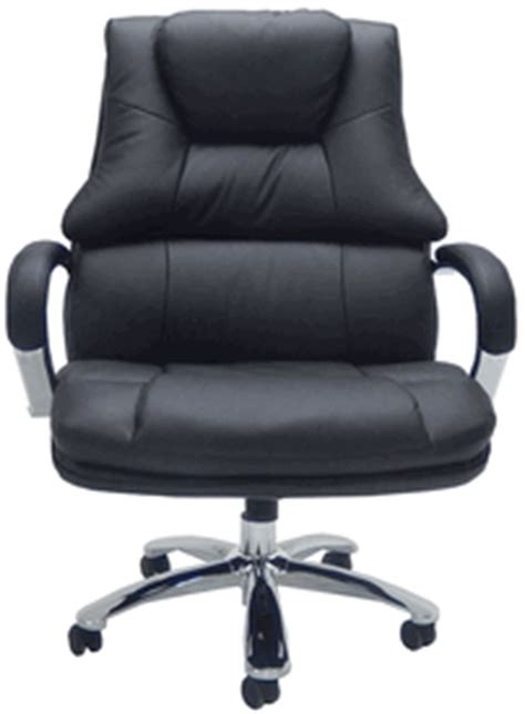 big wide 500 lb capacity leather office chair