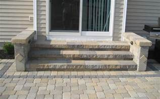patio steps patios decks