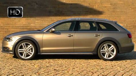 audi  sedan allroad quattro facelift hd youtube