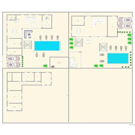 Objet Salle De Bain 2289 by Bassam2 Plan 19 Pi 232 Ces 2289 M2 Dessin 233 Par Seb170583