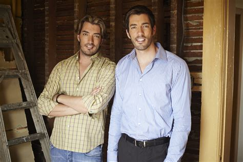 drew and jonathan scott meet the property brothers american profile