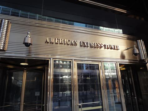 American Express Offices by American Express Headquarters Batterypark Tv We Inform